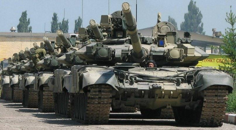 Марш танков