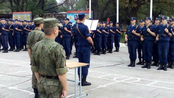 Присяга в армии