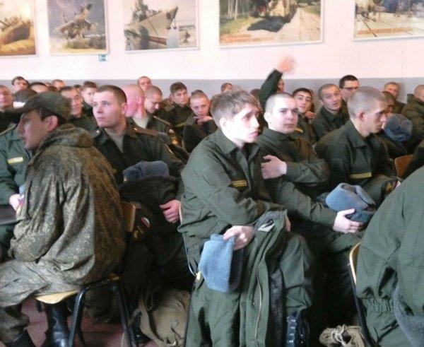 Военкомат Барнаула