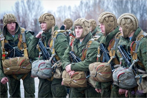 Тамбовский спецназ