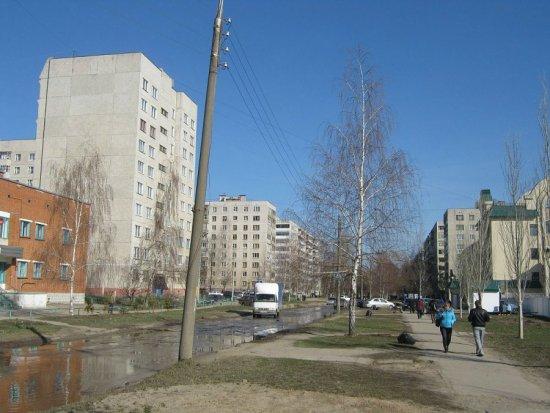 Улица 324 стрелковой дивизии
