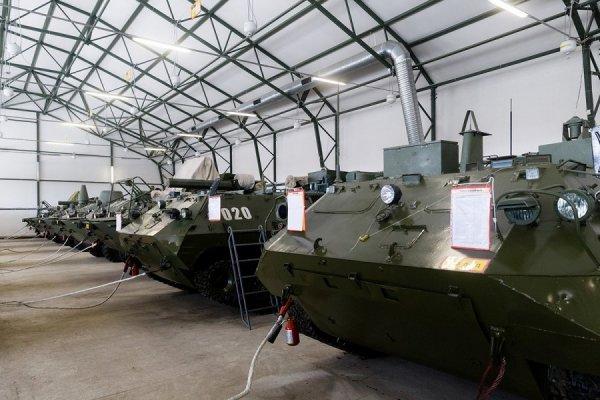 Оснащение 150 мотострелковой дивизии