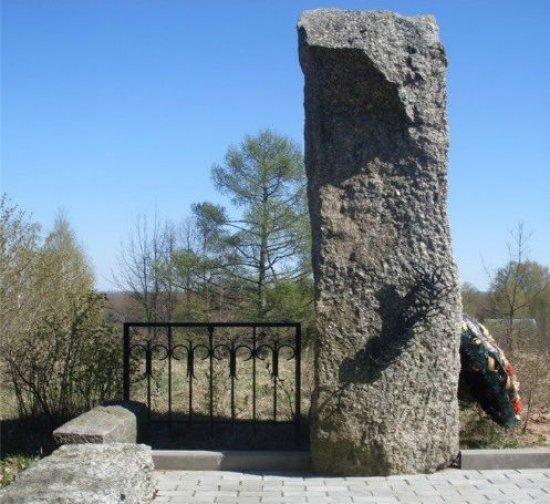 Памятник 16 Литовской стрелковой дивизии