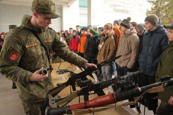 15 ноября как день открытых дверей в армии