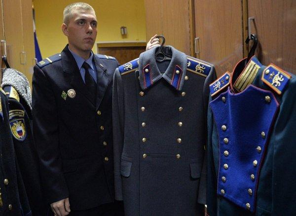 Форма Президентского полка