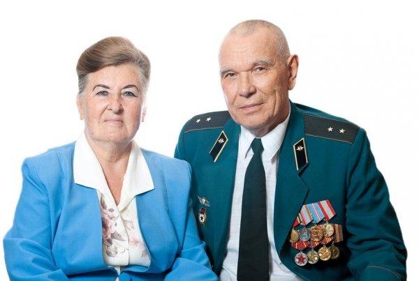 Военный в отставке