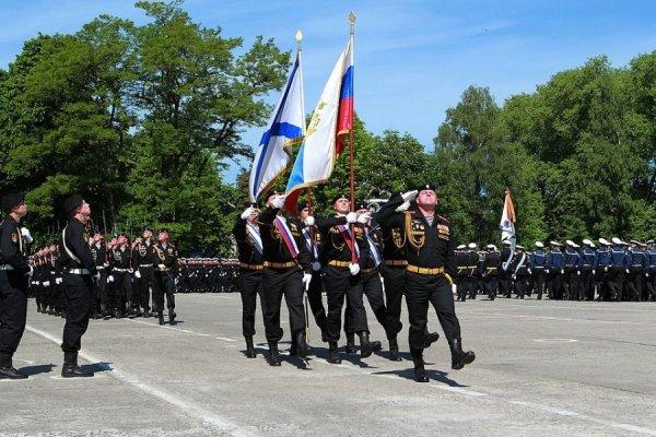 Военнослужащие Балтийска