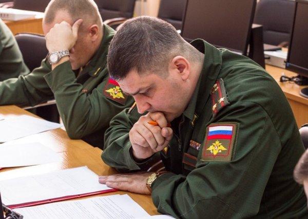 Присвоение классной квалификации военным