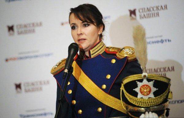 Служащая Президентского полка
