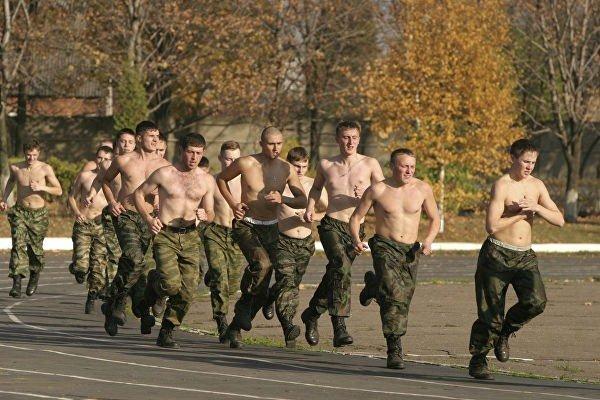 ФИЗО в армии