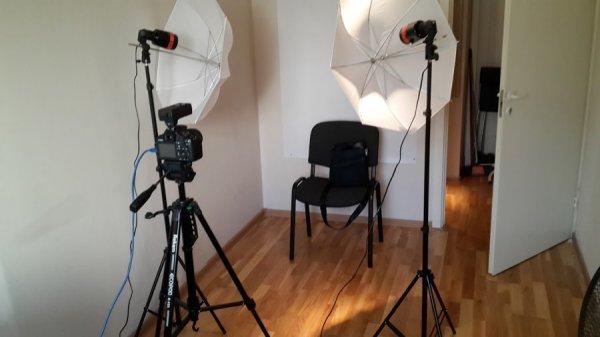 Оборудованное место для фотографирования на документы