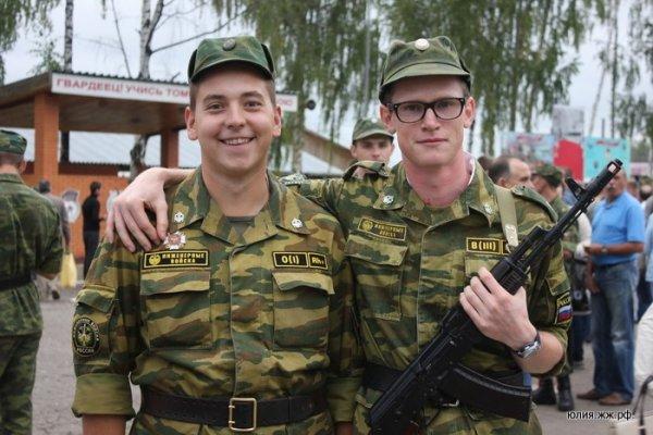 Армейская дружба