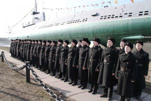 Военнослужащие, проходящие службу на подводных лодках