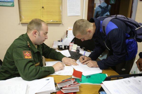Снятие с военного учета