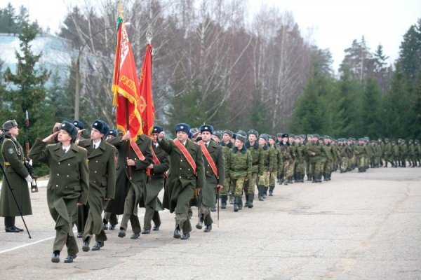 100 лет Иркутско-Пинской дивизии
