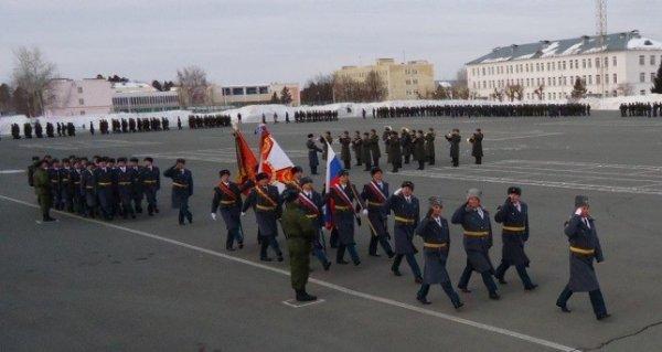 Воинская часть Чебаркуль