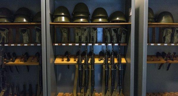 Оружейка в армии