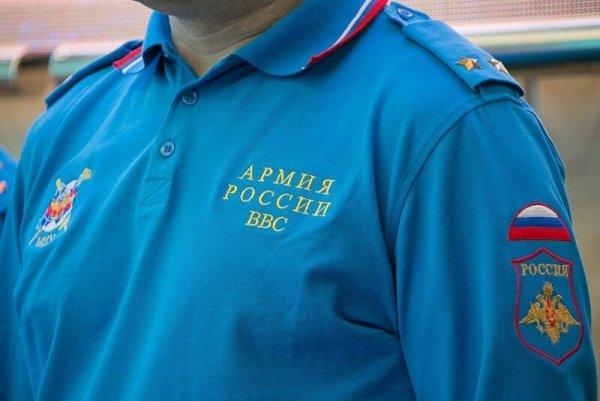 Рубашка военнослужащего РФ