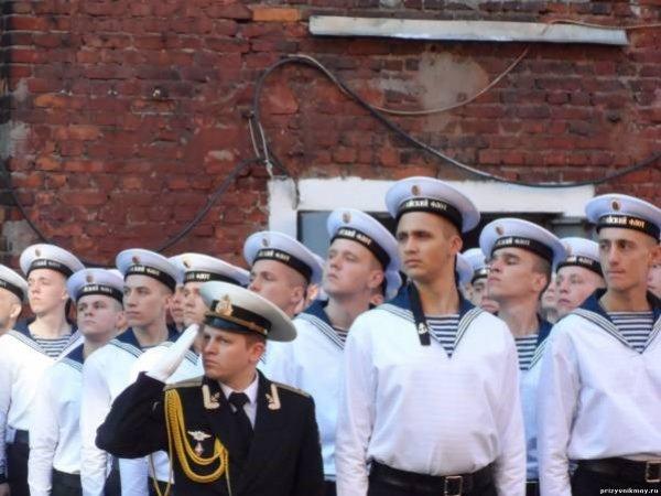 Войсковая часть 56529-2 на параде