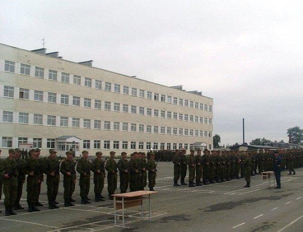 Воинская часть 28331