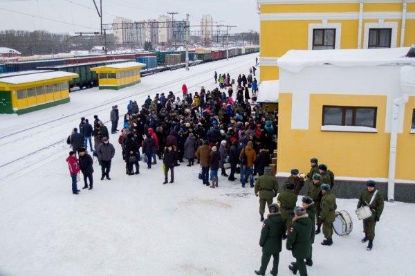 Городской военный комиссариат в Томске