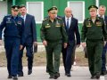 Офисная форма военнослужащих