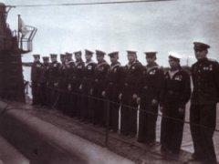 Экипаж подлодки