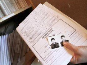 Документы для постановки на учет в военкомате