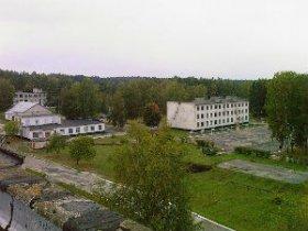Воинская часть в Козельске
